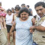 Niño Costero: 19,057 damnificados permanecen en albergues