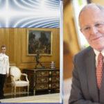 Presidente Kuczynski invita al rey Felipe VI a hacer una visita al país el 2018