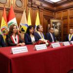 Parlamento Andino crea observatorio regional contra el feminicidio
