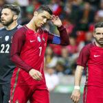 Suecia gana 3-2 a Portugal y empaña vuelta de Ronaldo a su ciudad natal
