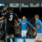 Champions League: Real Madrid pasa a cuartos de final al vencer 3-1 a Nápoles
