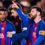 Barcelona vapulea 5-0 al Celta de Vigo y se llena de moral para la Champions