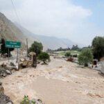 Río Rímac: Desborde inunda kilómetro 44 de la Carretera Central (VIDEO)