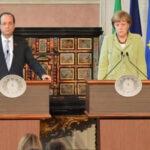 Cumbre UE: Inician reunión Hollande, Merkel, Rajoy y Gentiloni