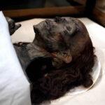 Egipto: Hallan una estatua de alabastro de la reina abuela de Tuntakamon