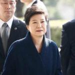Detienen a expresidente surcoreana Park Geun-hye, cesada por corrupción (VIDEO)