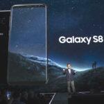 Samsung presenta el Galaxy S8: móvil con gran pantalla y asistente virtual