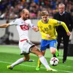 Mundial 2018: Suecia gracias a errores del portero goleó 4-0 a Bielorrusia