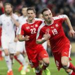 Mundial 2018: Suiza cierra primera vuelta de líder al ganar 1-0 a Letonia