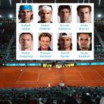 Mutua Madrid Open: Los 44 mejores tenistas del mundo jugarán en Madrid