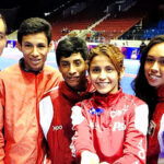 Siete peruanos participarán en el Mundial Absoluto de Taekwondo