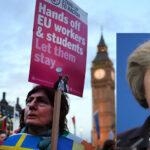 """R.Unido: Cámara de los Lores da su aprobación final a la ley del """"brexit"""""""