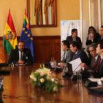 Bolivia, Paraguay y Perú comienzan evaluación técnica para Tren bioceánico