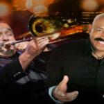 """Willie Colón y Oscar D'León en 1ra edición de """"La Salsa Vive"""" en P.Rico"""