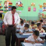 Año escolar 2017: EsSalud recomienda proteger a niños con bloqueador solar