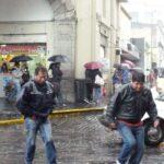 Arequipa: Lluvias se prolongarán hasta el martes 21 (VIDEO)