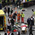 Reino Unido: Ataque terrorista frente al Parlamento deja 4 muertos (VIDEO)
