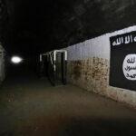 Mosul: Hallan campo subterráneo de entrenamiento de terroristas extranjeros