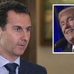 Administración Trump: Suerte de Bashar al Assad depende del pueblo sirio