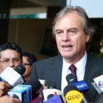 Basombrío pide máxima sanción para asesino de mayor PNP