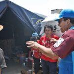 Carapongo: Damnificados piden baños portátiles y más agua para aseo (VIDEO)