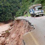 COEN: Desastres naturales dejan 1,500 km de carreteras dañadas