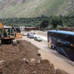 Lluvias: Cuatro carreteras bloqueadas y 25 restringidas por desbordes de ríos