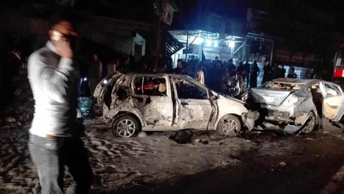 Explosión de carro bomba deja al menos 23 muertos en Bagdad — VENEZUELA