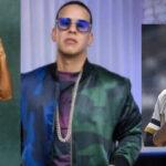 """Daddy Yankee, """"Tito"""" Trinidad y R.Clemente engarzados al Paseo de la Fama"""