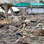 Áncash: 450 casas colapsadas y dos fallecidos dejan huaicos