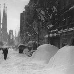 España: Ola de frío polar bajará este viernes temperatura a 6 grados bajo 0