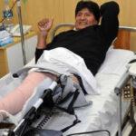 Bolivia: Evo Morales permanecerá 5 días en Cuba por recomendación de médicos