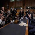 EEUU.- Tenso debate por candidato de Trump a juez de Corte Suprema (VIDEO)