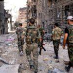 Ejército sirio entra en la ciudad monumental de Palmira controlada por el EI