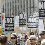 EEUU: Dos tercios de encuestados rechazan política migratoria de Trump