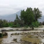La Libertad: Desborde del río Moche inunda 30 hectáreas de cultivo