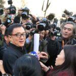 China: Jackie Chan, Yao Ming y Mo Yan entre asistentes a gran cita política