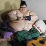 México: El hombre más gordo del mundo bajó 170 kilos y sigueterapia