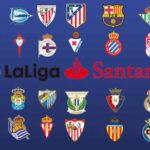 Liga Santander: Resultados y Tabla de posiciones de la 30ª jornada