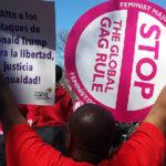 EEUU: Mujeres rechazan política contra sus derechos reproductivos
