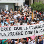 Argentina: Docentes inician paro de 48 horas pese a amenazas (VIDEO)