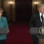 EEUU: Trump exige ante Merkel que miembros de OTAN aporten más fondos