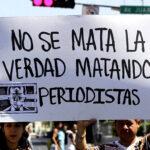 México: Periodista es ejecutado por sicarios en la puerta de su casa