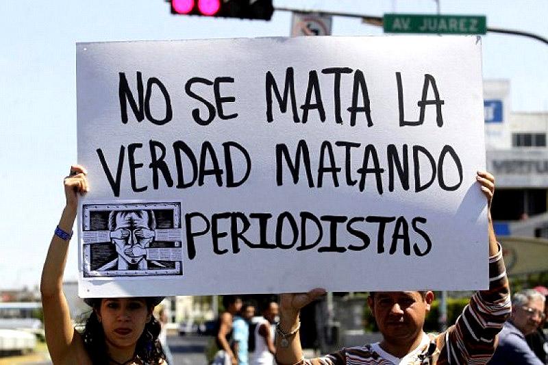 Cada 15.7 Horas, un Periodista es Atacado en México