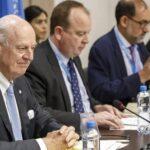 Negociaciones sirias cierran con una agenda clara para próxima ronda