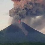 Nicaragua en estado dealerta por densa emanación en volcán Momotombo