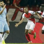 Mónaco gana 3-1 al Manchester City y clasifica a cuartos de la Champions League