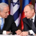 Netanyahu advirtió a Putin que no permitirá permanencia de Irán en Siria (VIDEO)
