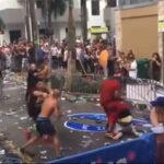 EEUU: Carnaval de la Calle Ocho termina en descomunal batalla campal (VIDEO)