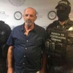 México: Capturan a capo de la mafia napolitana y lo deportana Italia